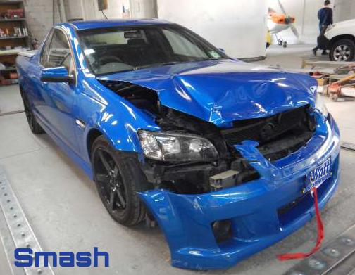 Smash Repairs Bunbury