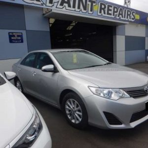 camry repaired